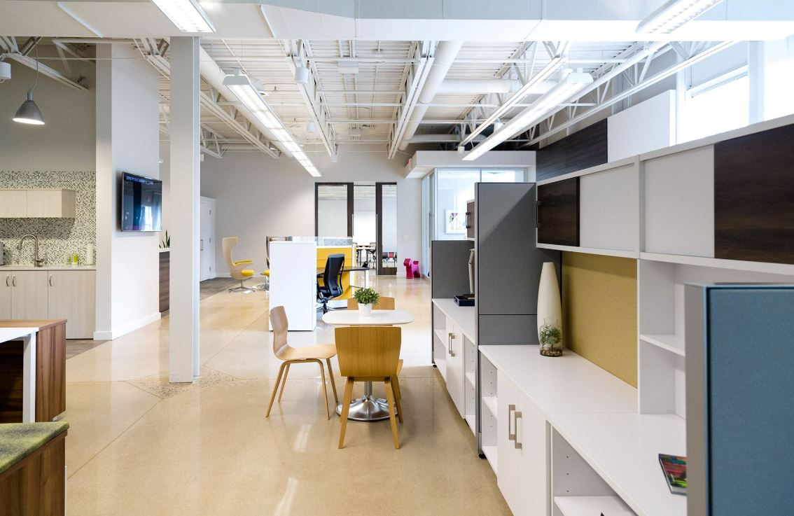 Office Design Services For Businesses In Texas