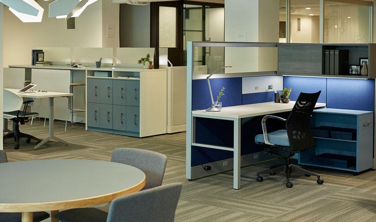 Austin Office Furniture Modular Desks Cubicles