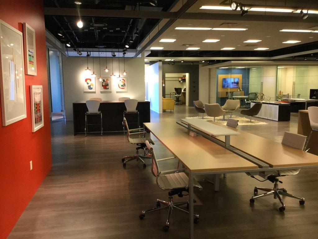 Office Design Space Plan Interior Design Austin Tx