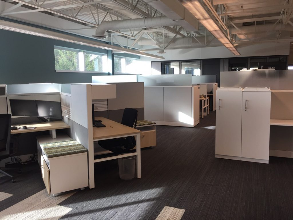 Cubicles Austin | Office Furniture | Austin Cubicles | Install
